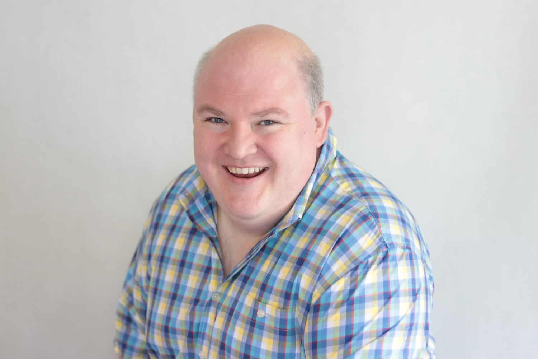 Spencer James - Barnet Community Radio Presenter